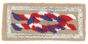 the Eagle Scout Knot