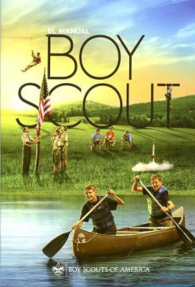 click here for official scout book