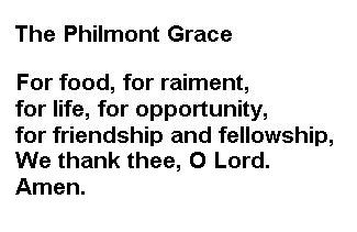 The Philmont Grace